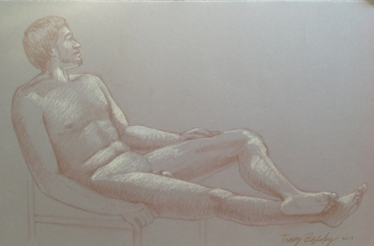 Evening Life Drawing